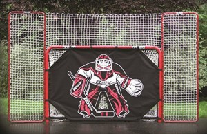 EZ folding outdoor hockey goal